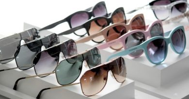 Солнцезащитные очки — Прически своими руками