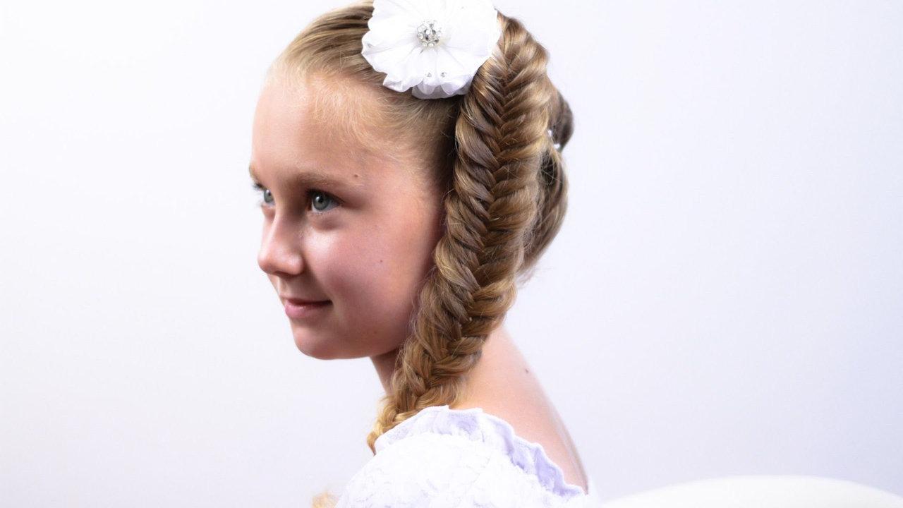 Прически в школу для девочек на каждый день: самые модные и красивые