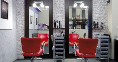 Открываем парикмахерскую
