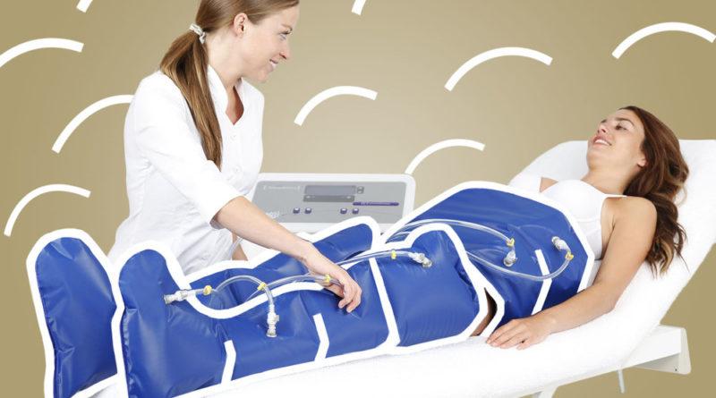 Пресотерапия для похудения